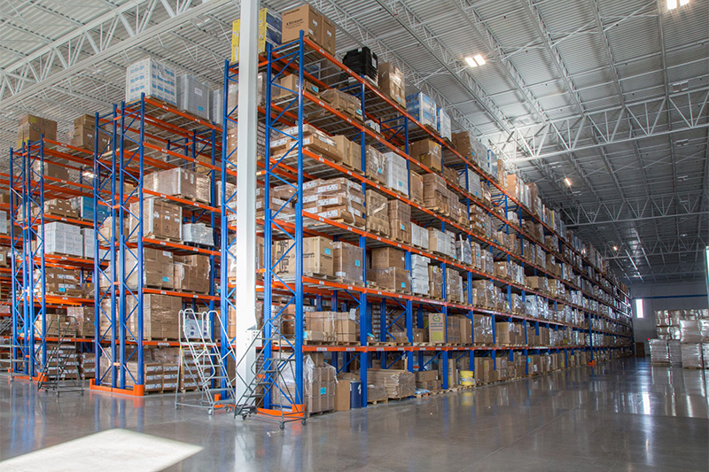 office warehouse storage space