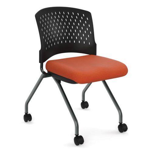 perch nest chair pr1 per 3274tnsorange