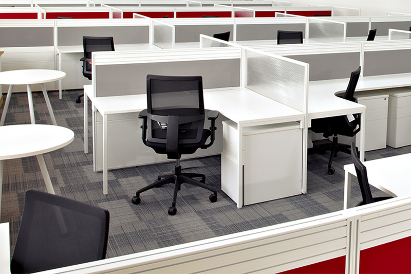 systems furniture installation