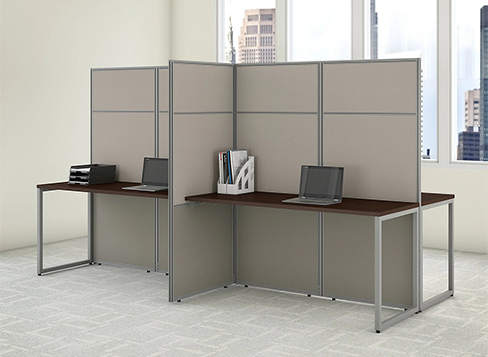 workstations and cubicles
