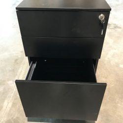 blue dot filing cabinet