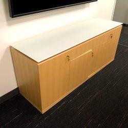 conference room credenza a