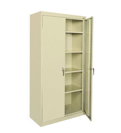 deluxe storage cabinet 4