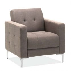 draper collection retro club chair 1