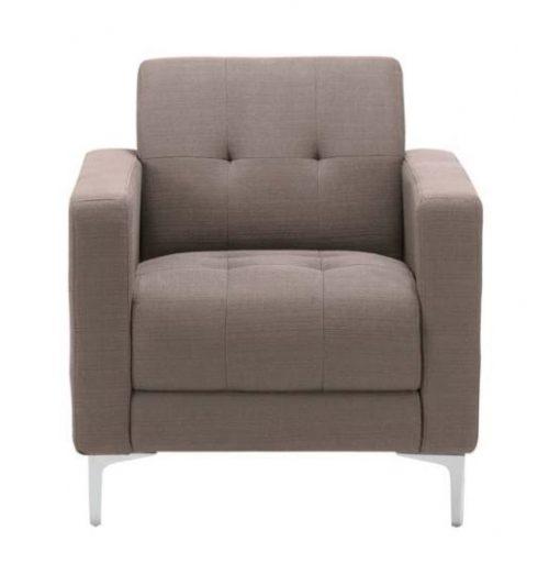 draper collection retro club chair 9