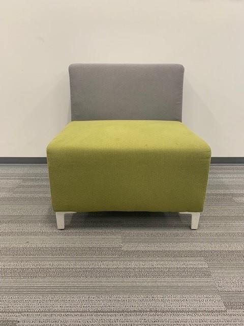 grey green cushioned seating 1