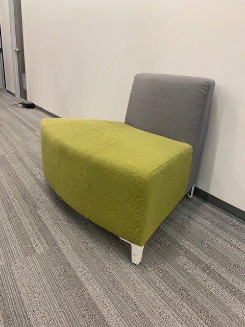 grey green cushioned seating 4