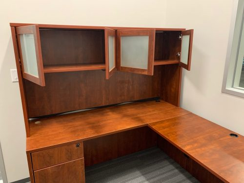 l shaped desk with hutch 4