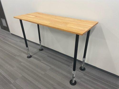 maple desk pipe legs