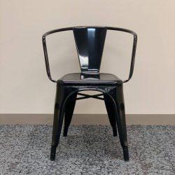 marais armchair (metal) c