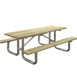 park collection wood picnic table 1