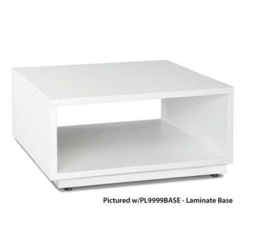 pedestal cube table 12