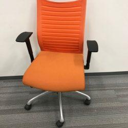 purl task chair orange d
