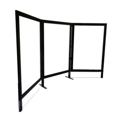 safeguard barrier collection clear acrylic optional screen 3