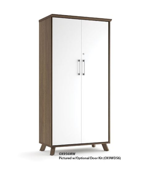sienna collection bookcase 4