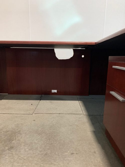 steelcase u desk 4