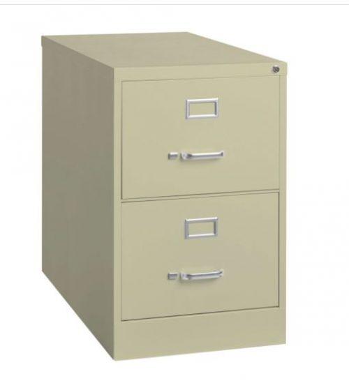 vertical file 2 drawer 1