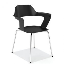 zella collection stackable chair 1