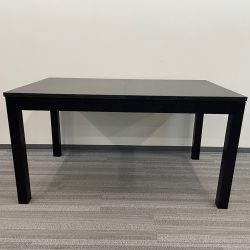 black dining table 2