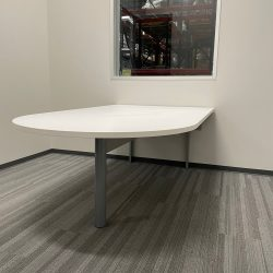 half oval table 1