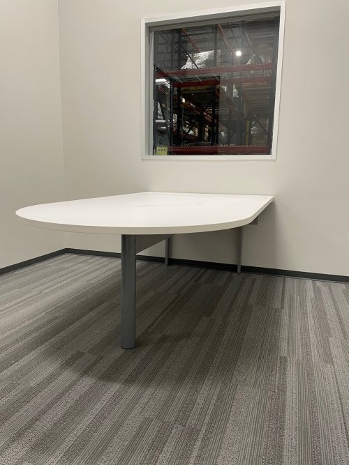 half oval table 1