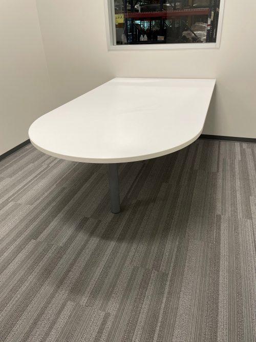 half oval table 2