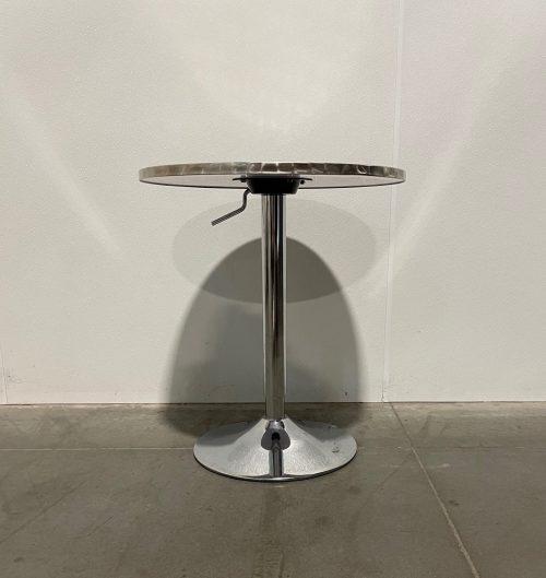 silver bar table 3